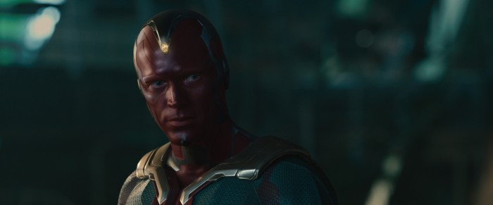 An extended cut - more of Vision too, maybe?