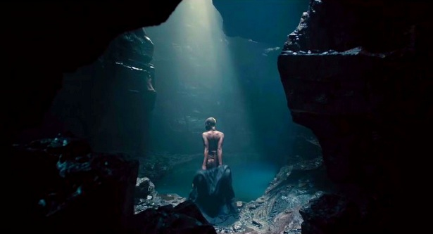 Mystery woman in a cave in second trailer for Age of Ultron