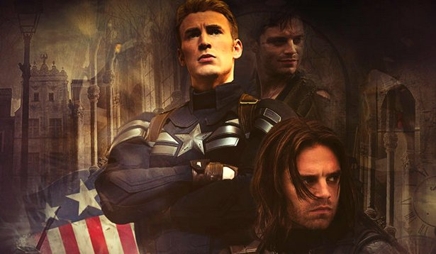 Captain America and the Winter Soldier / Bucky Barnes