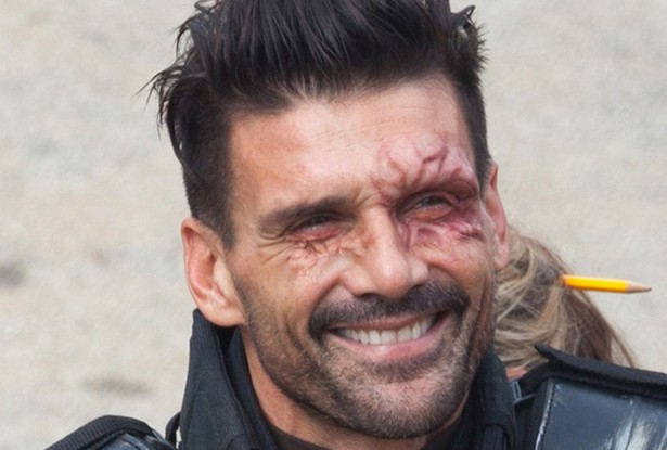 Frank Grillo as Crossbones in Civil War