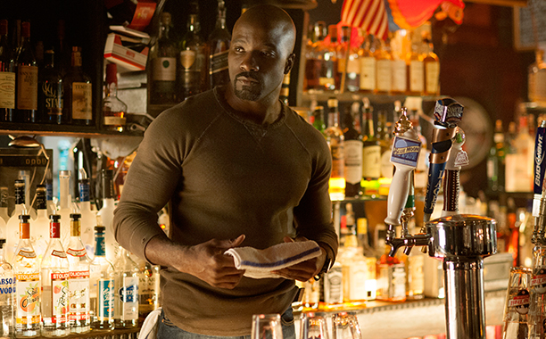 Luke Cage - First official still