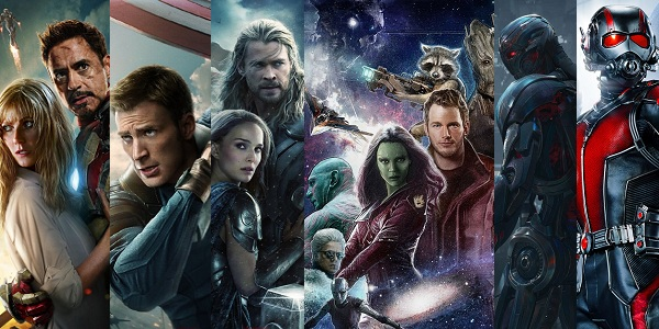 MCU Phase 2 movies