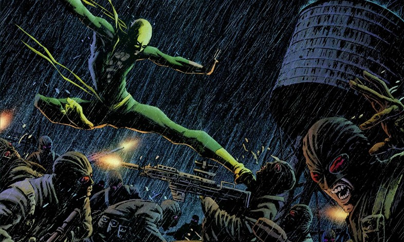 Scott Buck will be responsible for the success of Iron Fist