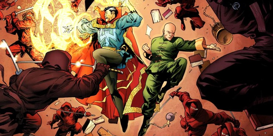 Cast for the Doctor Strange sidekick Wong confirmed!