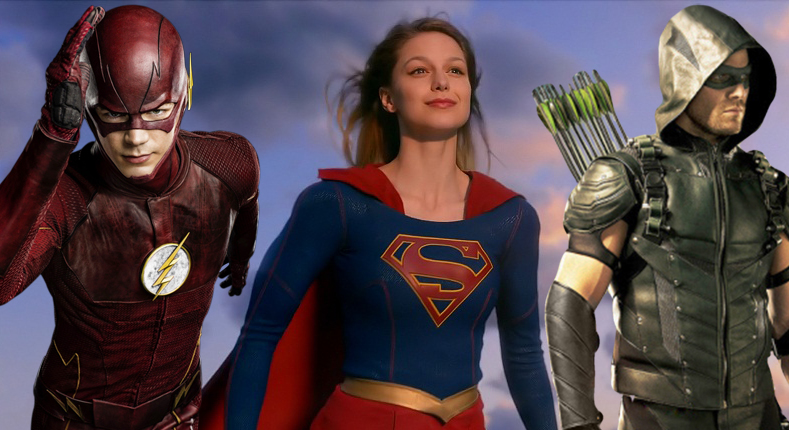 Decision on Supergirl crossover with Arrow and The Flash coming very soon!