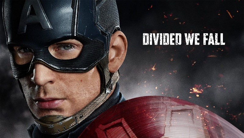 Cap is the focus in Captain America: Civil War !