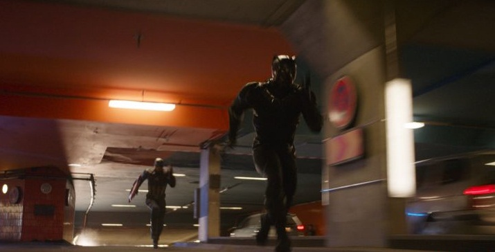 Civil War tone and execution is twice as aggressive as The Winter Soldier