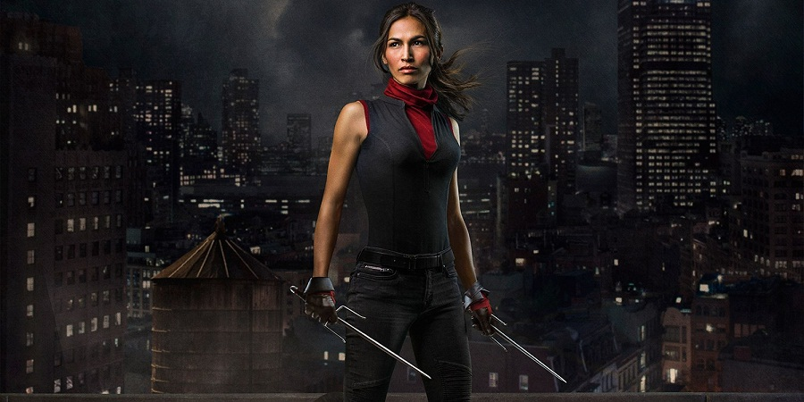 Elodie Yung doesn't think of an Elektra standalone series!