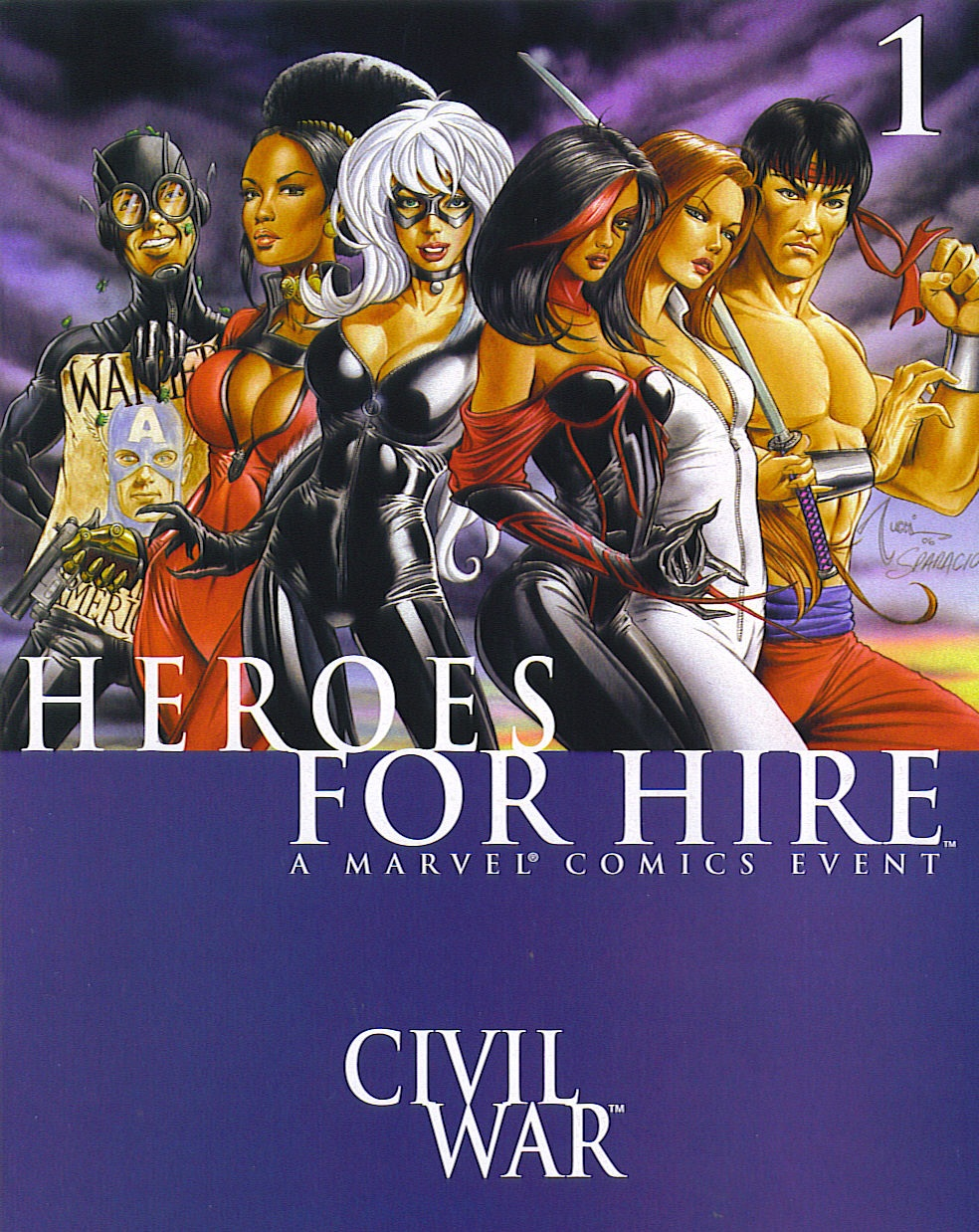 Heroes for Hire (source Comic Vine)