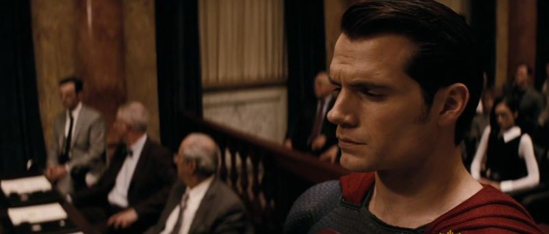 New Batman V Superman footage featuring Superman's trail released