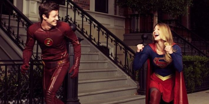 Poster and official synopsis of Supergirl and The Flash crossover released and more updates on The Flash!