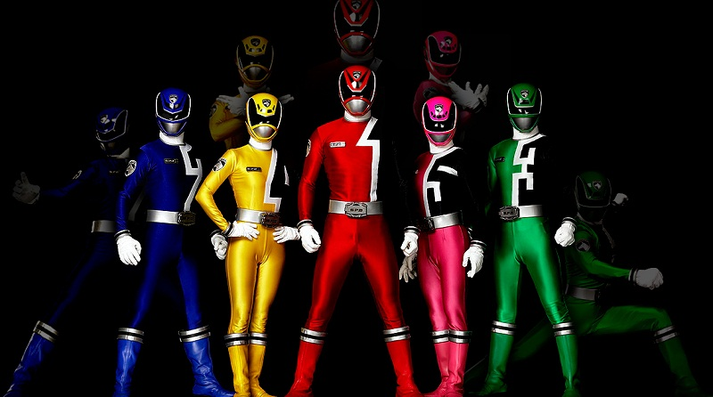 Power Rangers reboot has kicked off production