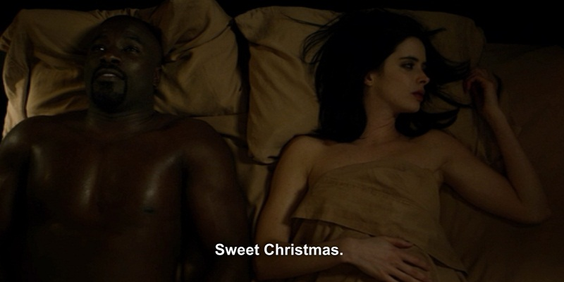 """Expect to hear """"Sweet Christmas"""" a lot of times in Luke Cage Season 1!"""