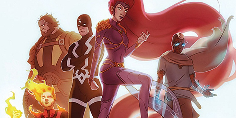 Inhumans movie hasn't been CANCELLED!