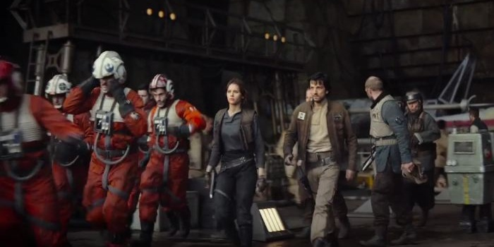 First official Rogue One teaser trailer launched!