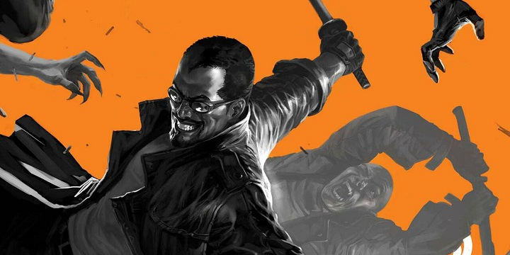 Blade has appeared in both live-action movies and television show!