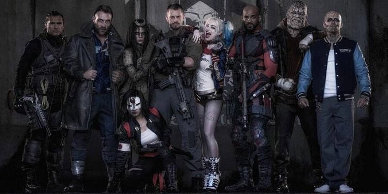 First reactions on Suicide Squad from the fans who attended a test screening out!