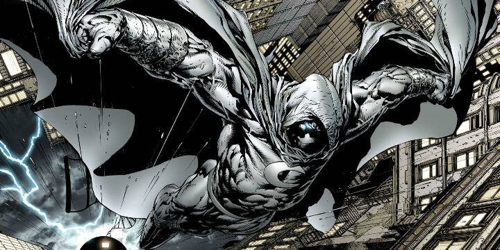 Moon Knight is the only one among the three Marvel heroes to have never appeared in a live-action venture!