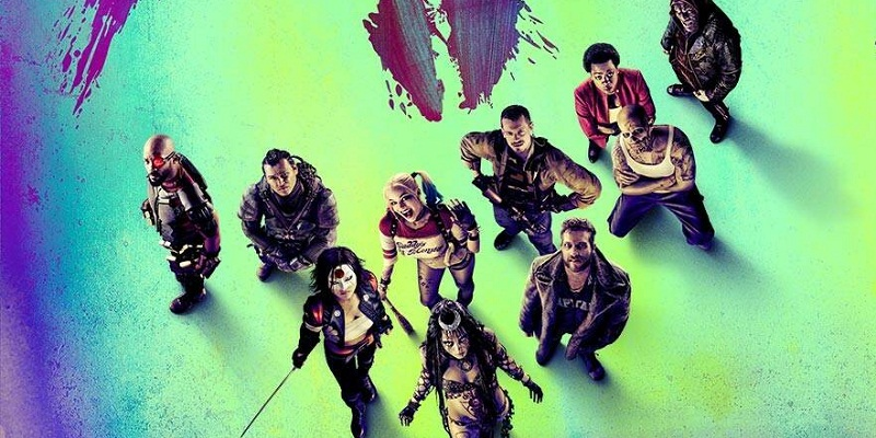 New Suicide Squad photos out!