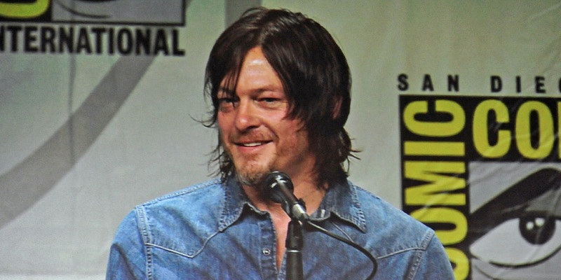 Norman Reedus playing Ghost Rider is just a hypothetical possibility at the moment!