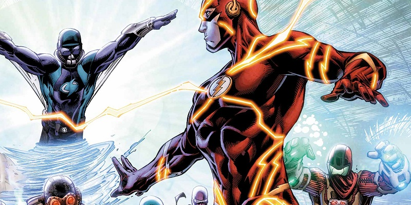 The Flash movie has found a new director!