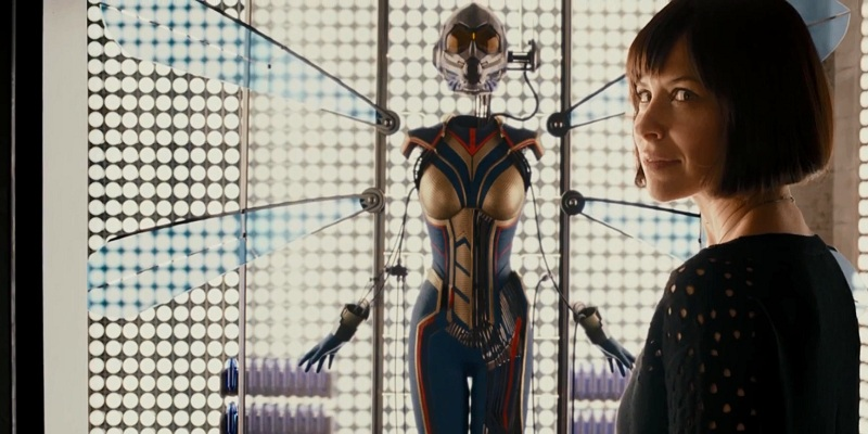 Wasp won't be just a supporting character in Ant-Man and the Wasp!