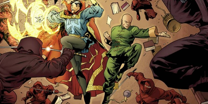 Wong won't be 'the tea-making manservant' in Doctor Strange movie