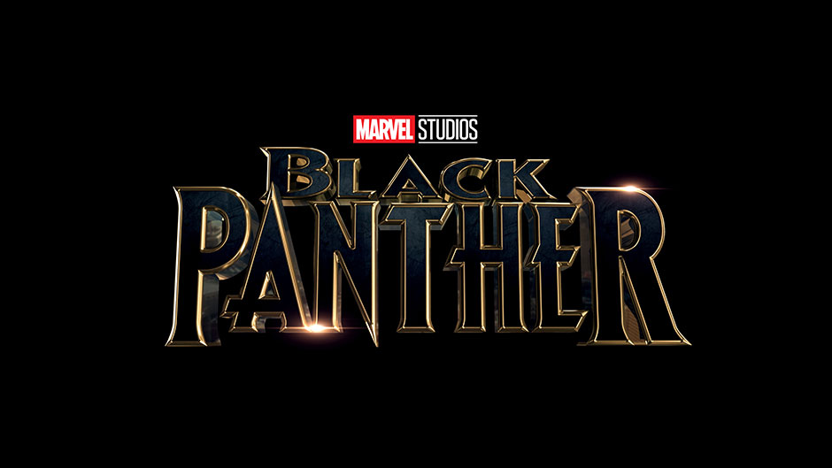 New logo for Black Panther!