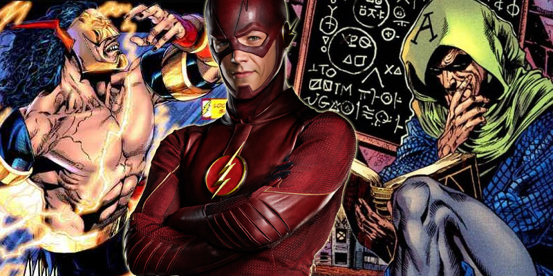 EP Todd Helbing talks about the two main antagonists of The Flash Season 3 - Savitar and Dr. Alchemy!