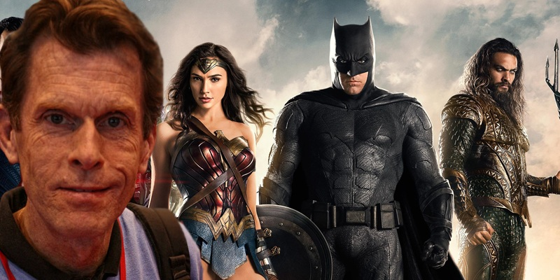 Kevin Conroy thinks the idea of him making a DC Extended Universe cameo is 'so cool'!