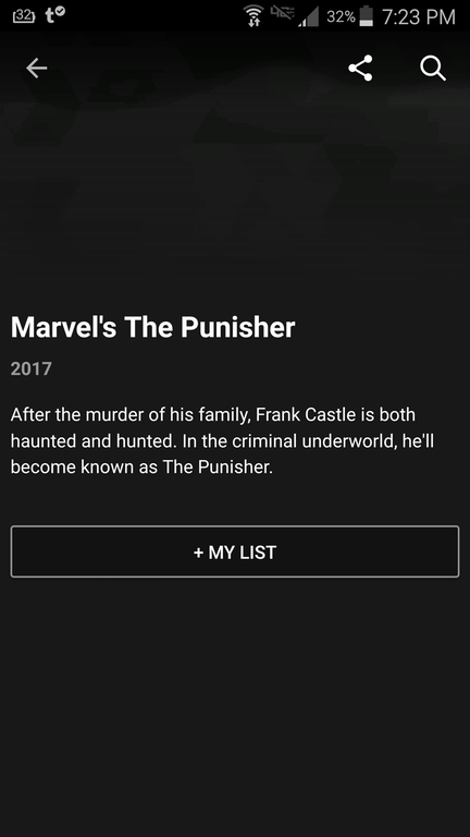 Marvel's The Punisher (Heroic Hollywood)