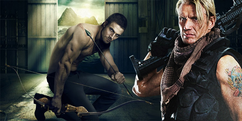 Showrunner talks about Dolph Lundgren's role in Arrow Season 5!