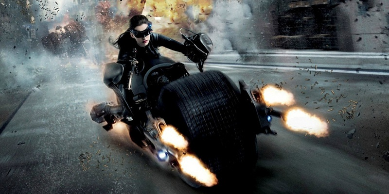 Anne Hathaway is still eager to return as Catwoman!