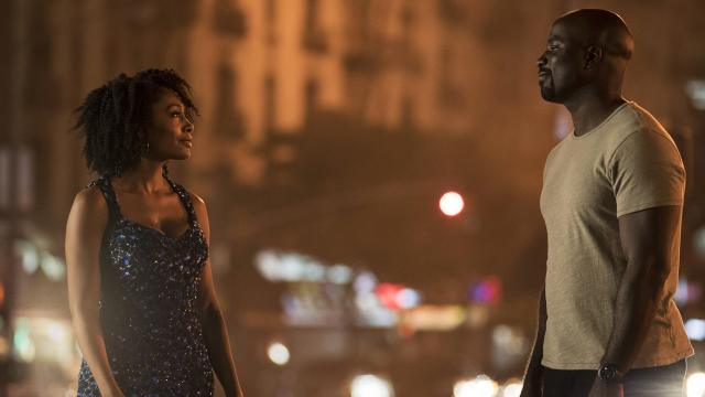 Luke Cage and Misty Knight (I Digital Times)