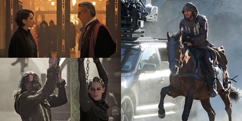 Tons of stills from Assassin's Creed out!
