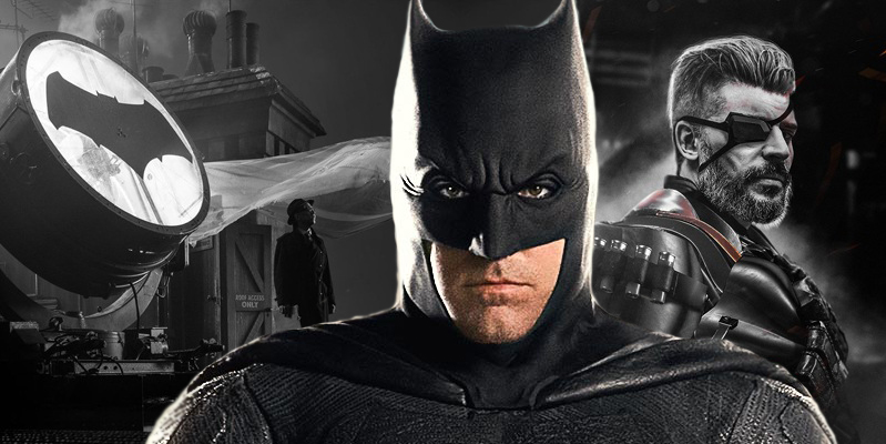 Ben Affleck confirms the title of Batman standalone movie and explains why he chose Deathstroke as the big baddie!