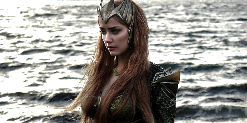First look at Amber Heard as Mera from Justice League has surfaced on web!