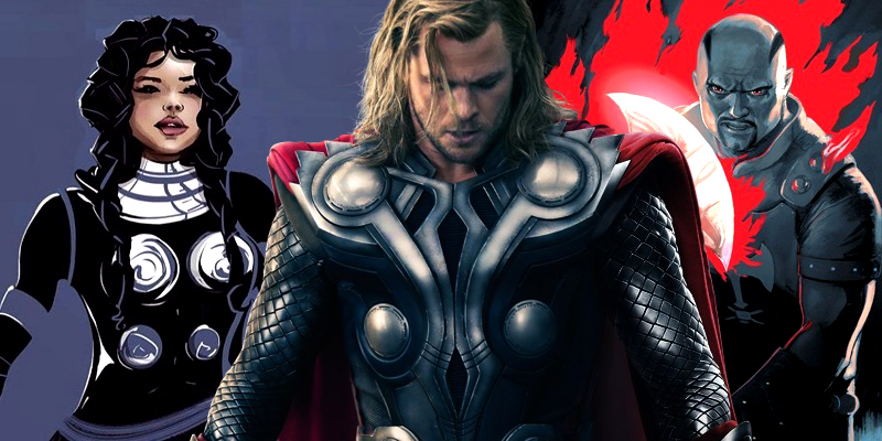 Possible new details about Skurge and Valkyrie in Thor: Ragnarok has surfaced on web!