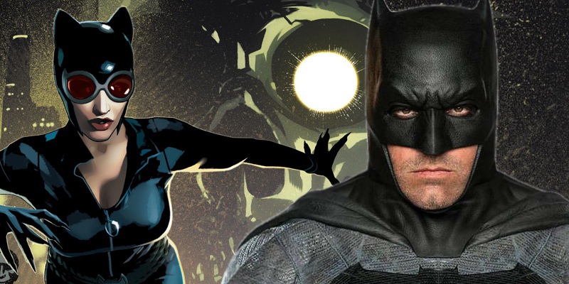 Catwoman will not be introduced in The Batman!