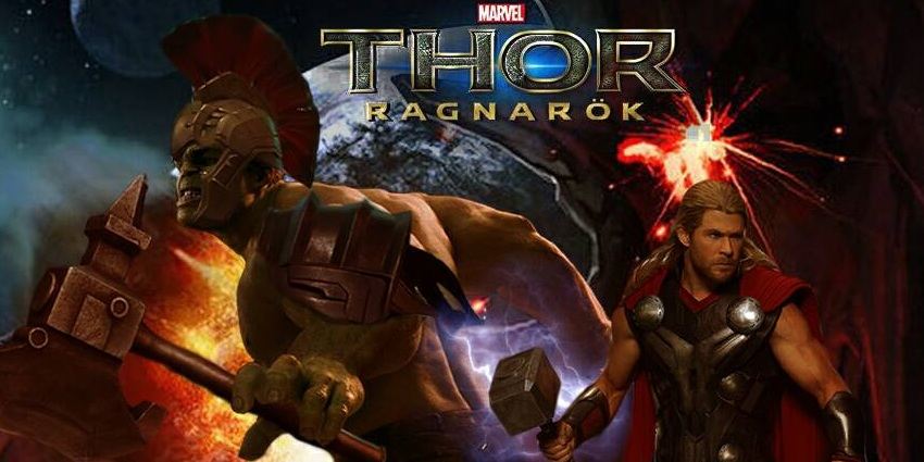Official synopsis for Thor: Ragnarok along with a new photo released!
