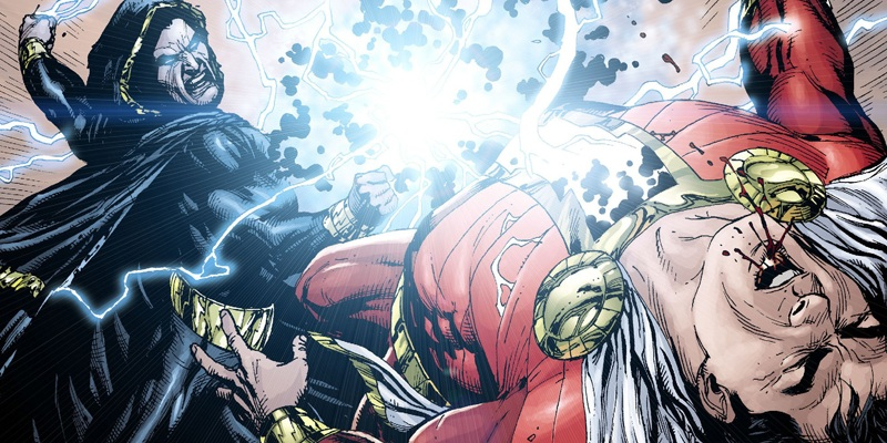 Shazam is becoming two separate movies as Black Adam is getting a solo movie!
