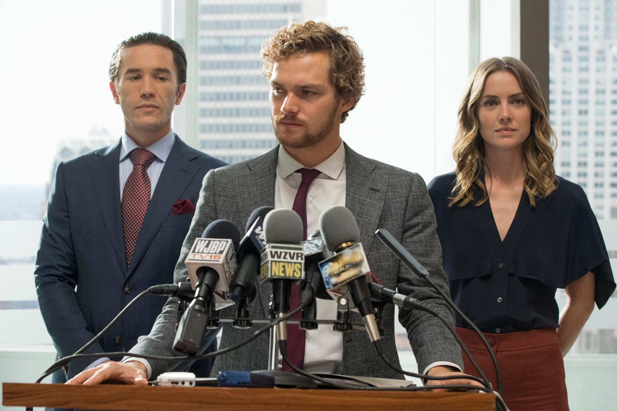 Iron Fist - new official pics