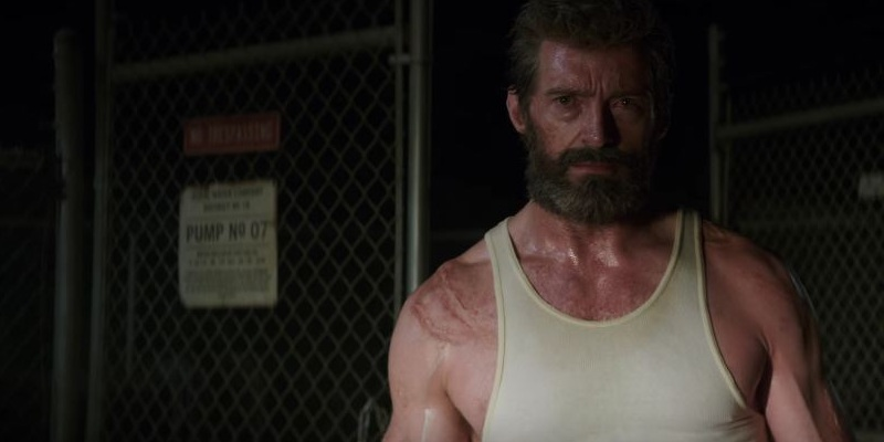 First official clip for Logan released!