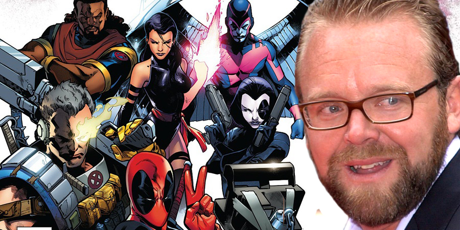 Joe Carnahan is reportedly set to direct the X-Force movie!