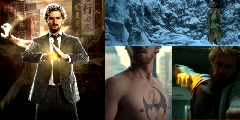 """New Iron Fist motion poster and """"I Am Danny"""" featurette released!"""