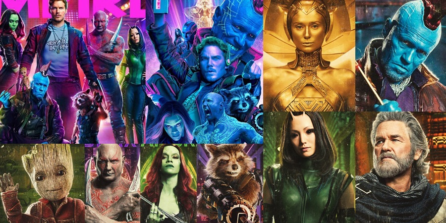 The runtime of Guardians of the Galaxy Vol. 2 has been revealed!