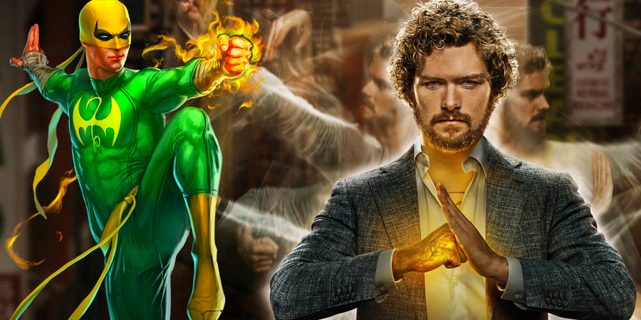Don't expect to see Danny Rand in his costume in Marvel's Iron Fist!