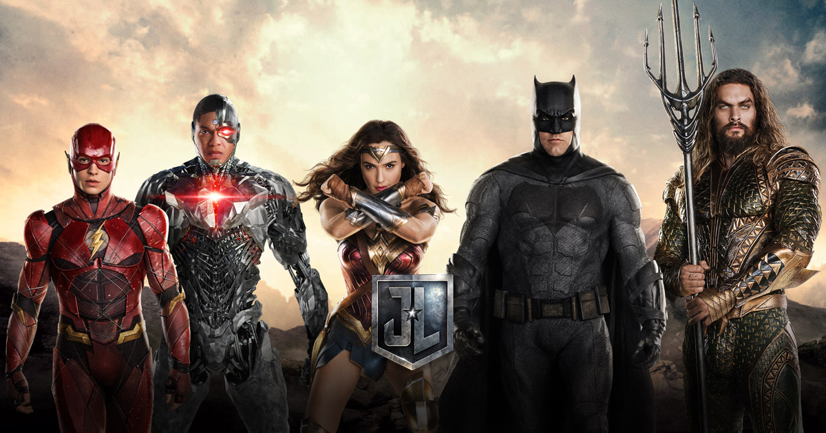 New Justice League photo