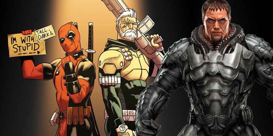 Michael Shannon is reportedly the new frontrunner to play Cable in Deadpool 2!