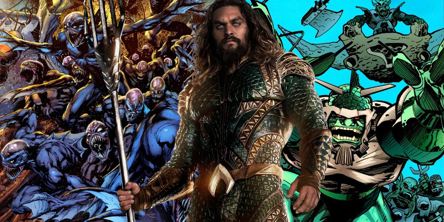 New rumor hints at the arrival of the Trench and Deep Six in Aquaman movie!